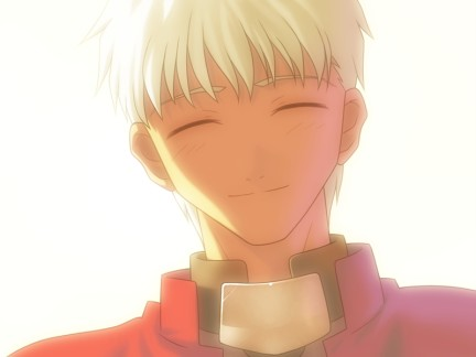 Archer with Shirou Looks